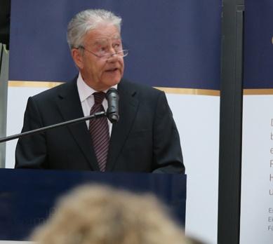 Björn-Engholm Beiratsvorsitzender